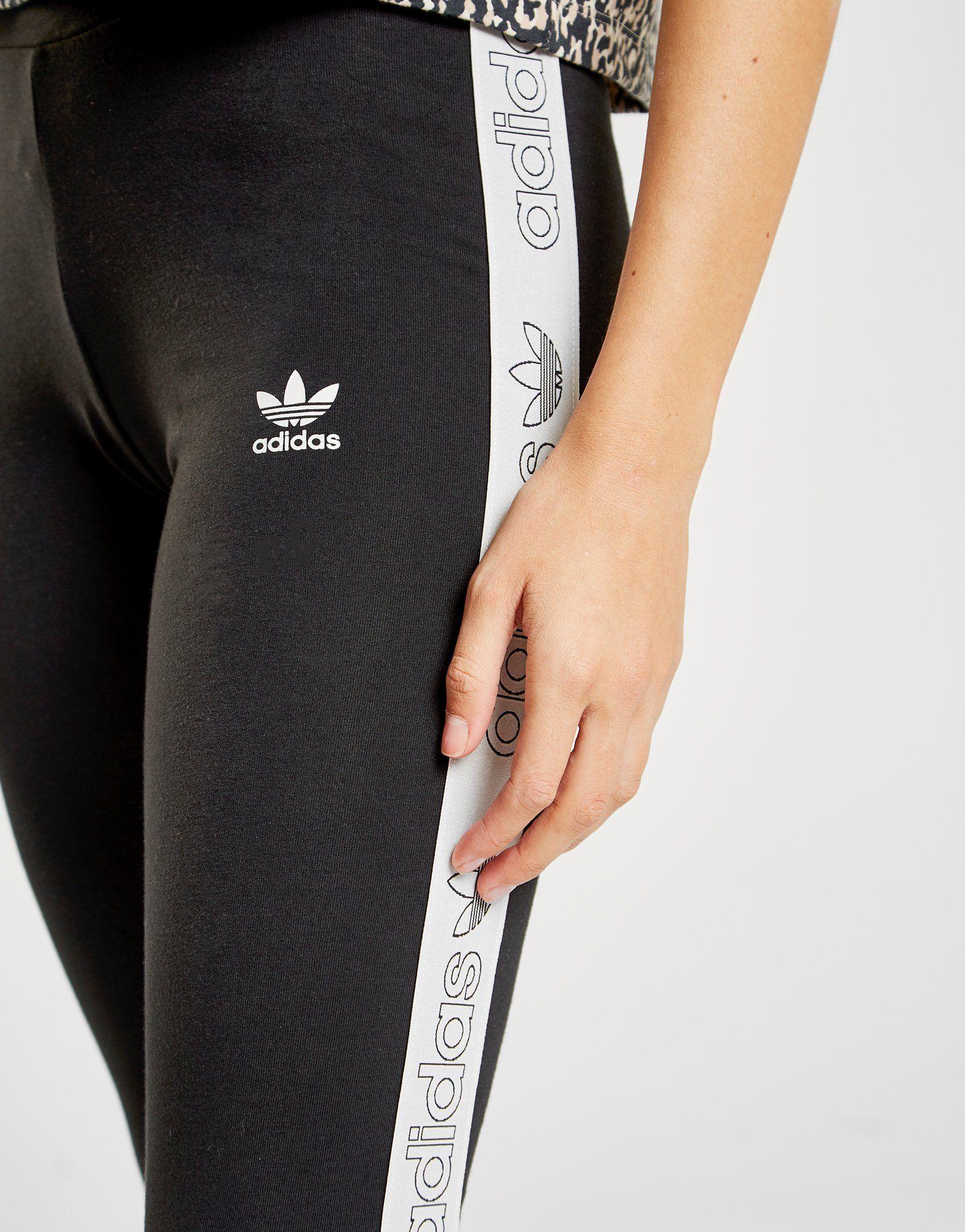 adidas Originals Tape Leggings