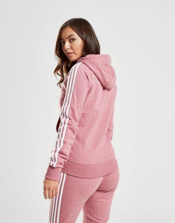 adidas Originals 3-Stripes California Felpa con cappuccio e zip Donna 0ae1830b3ae9