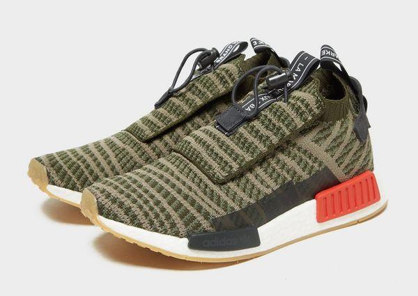 promo code bb495 33d3f ADIDAS NMDTS1 Primeknit Shoes