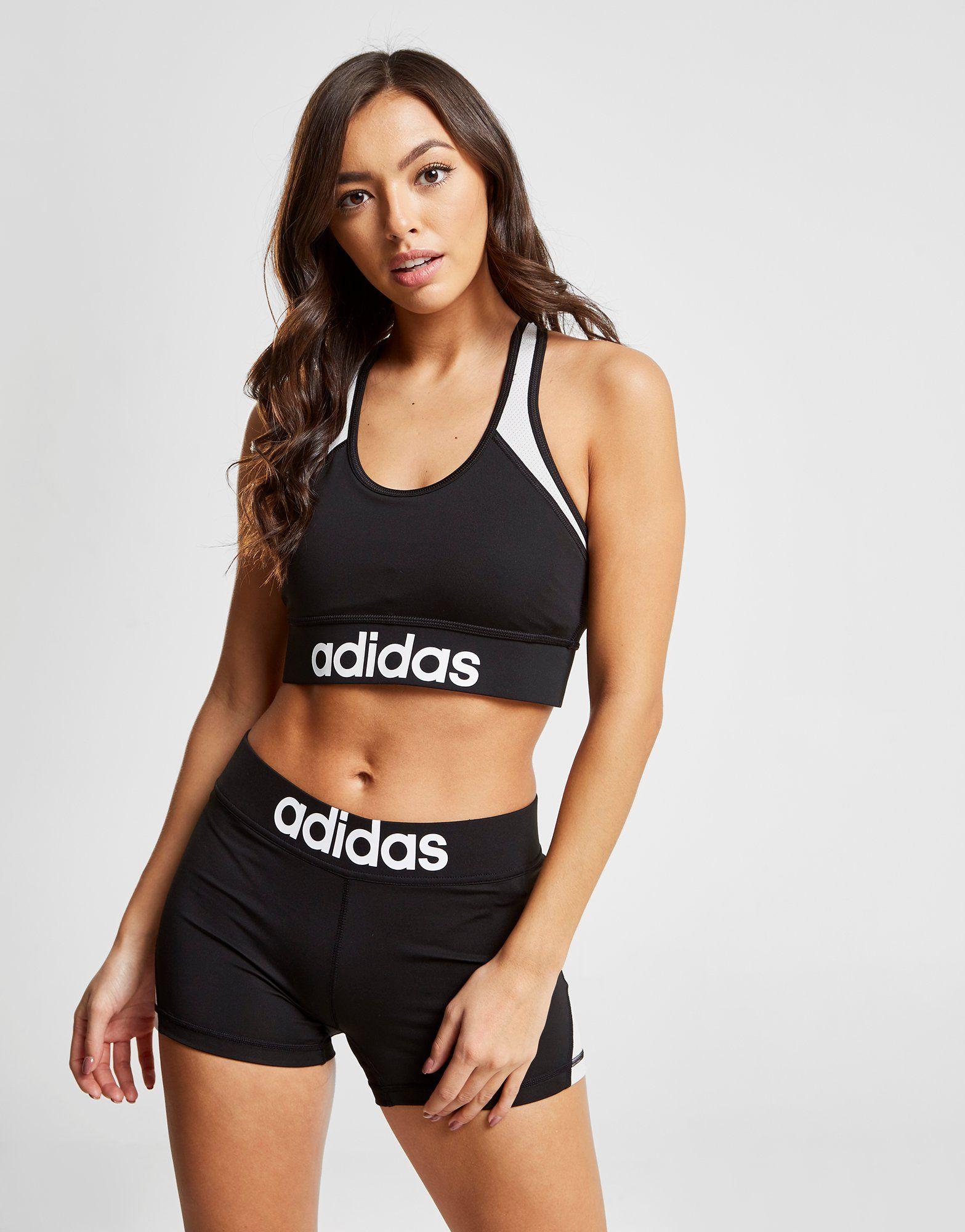 001ebd2578 adidas Linear Sports Bra