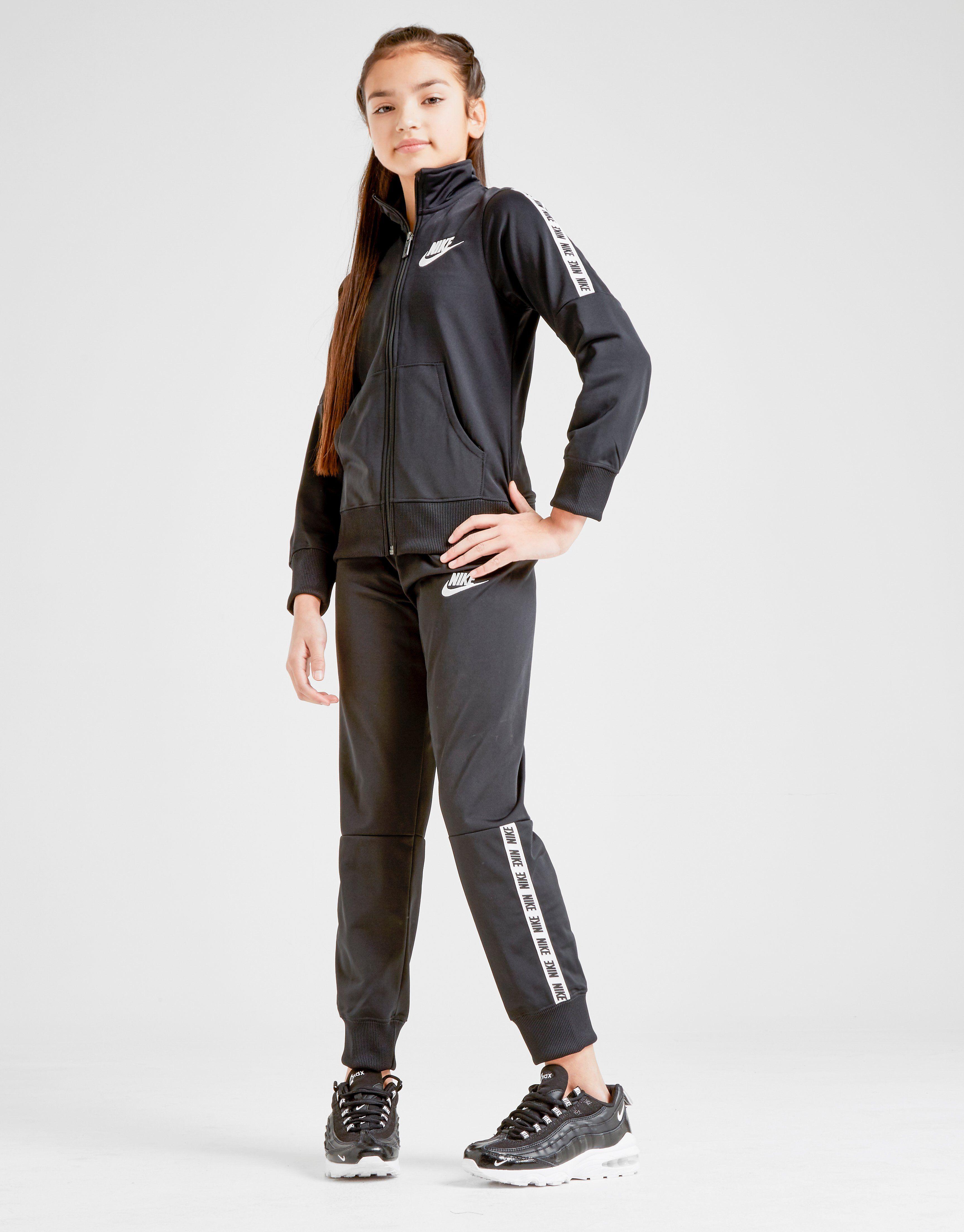 Nike Survêtement Girls' Poly Tape Junior