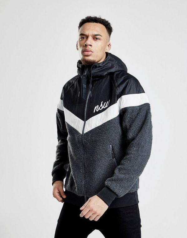 b5cedfaa97 Nike Sportswear Sherpa Windrunner Jacket