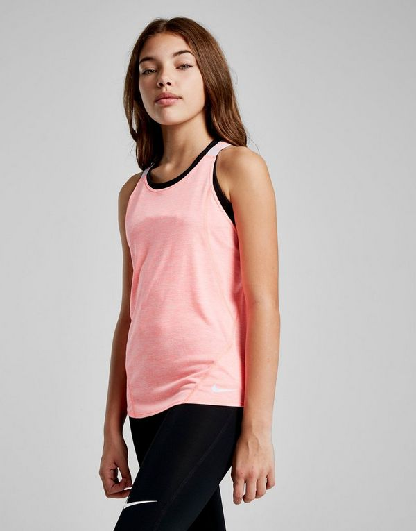 74850210e7 Nike Girls  Dri-FIT Tank Top Junior