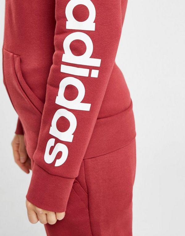 Jd Essential À Veste Sports Linear Adidas Capuche Femme YRS7q