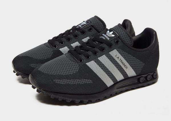 8885930f1fce1a adidas Originals LA Trainer Weave