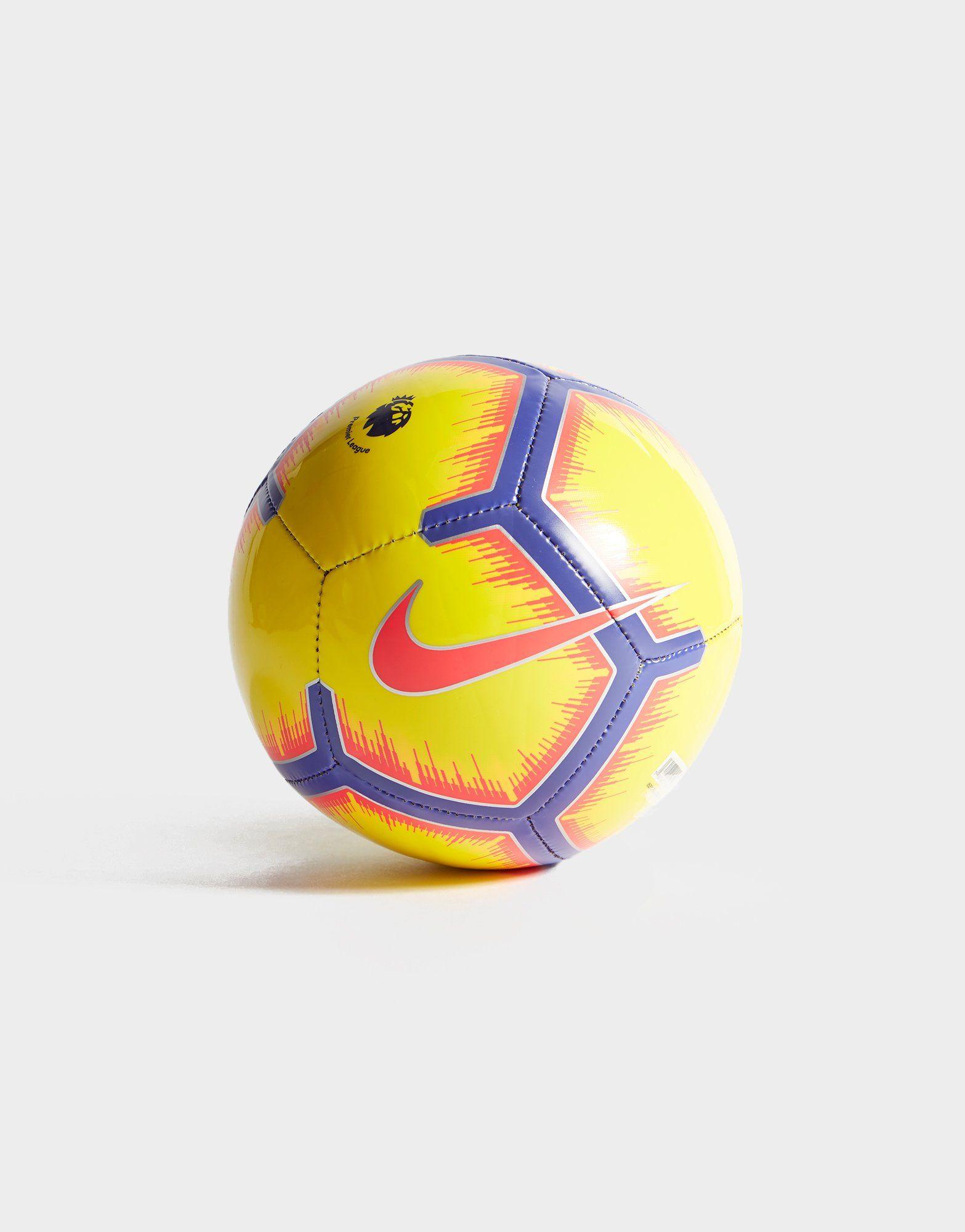 Nike Mini Ballon haute visibilité Première Ligue 18/19