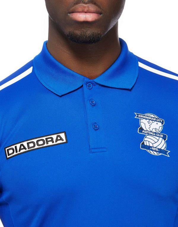 Diadora Birmingham City 2013/14 Polo Shirt