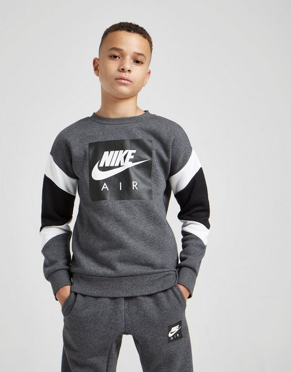 Nike Sports Crew JuniorJd Sweatshirt Air Ireland XuOkiZPT