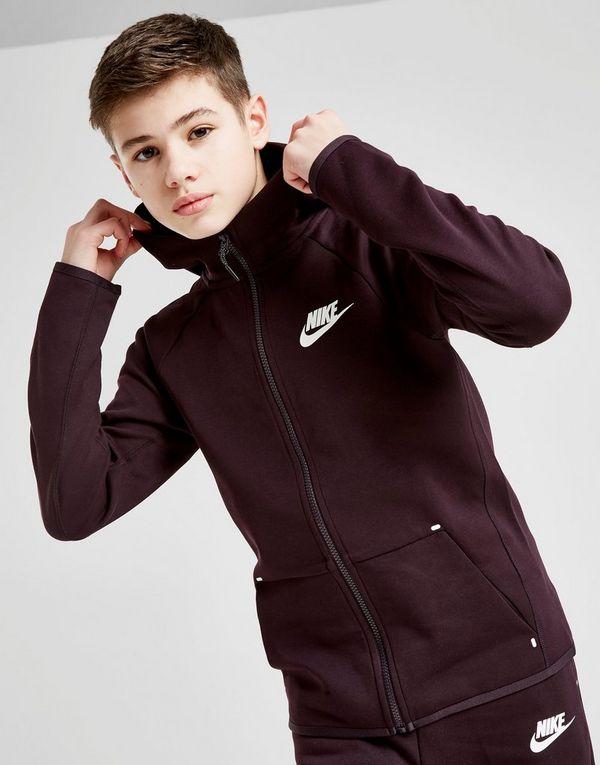 ce6730ee8995 NIKE Nike Sportswear Tech Fleece Older Kids  Full-Zip Jacket