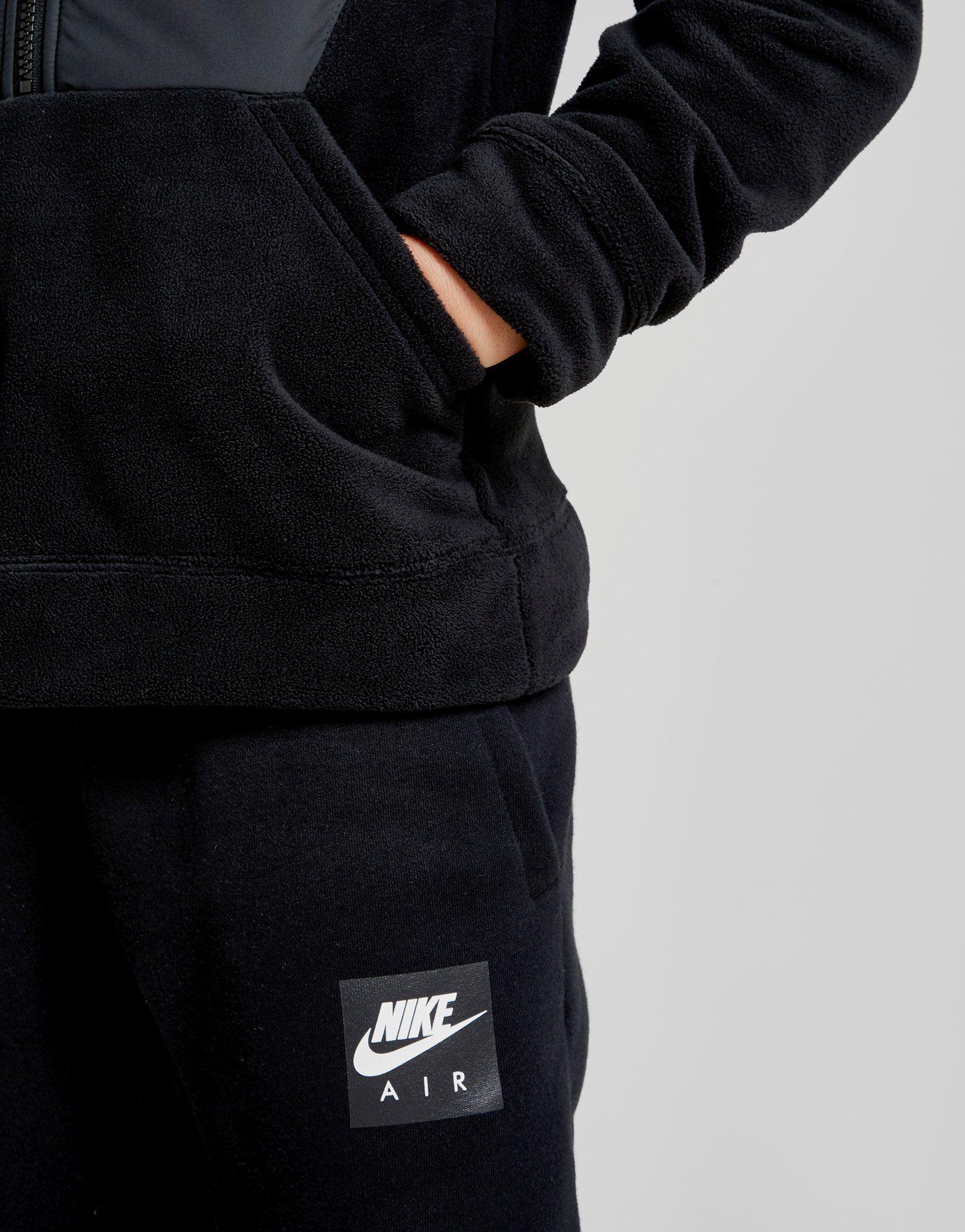 Nike Overlay Polar 1/2 Zip Fleece Junior
