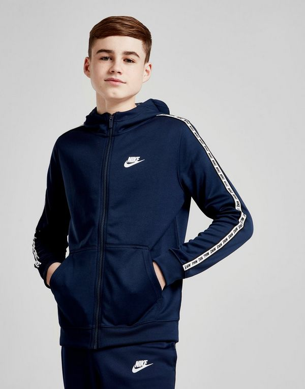 Veste Zippée Nike JuniorJd Poly Tape Sports OwPiTXZkul