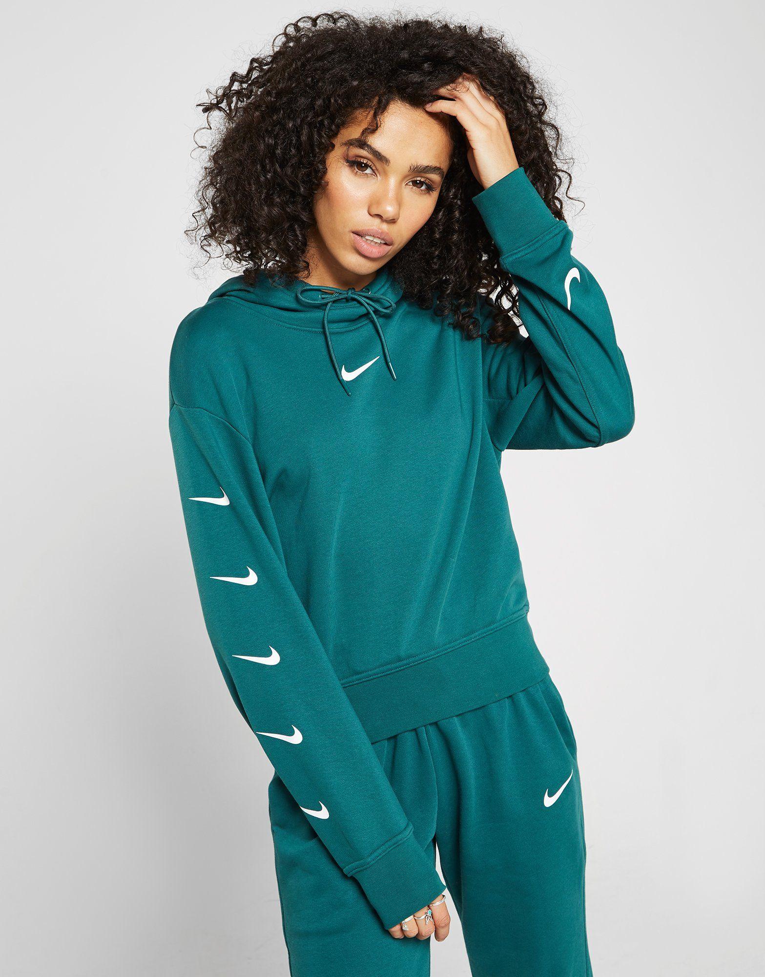 Nike Swoosh Overhead Hoodie Dames