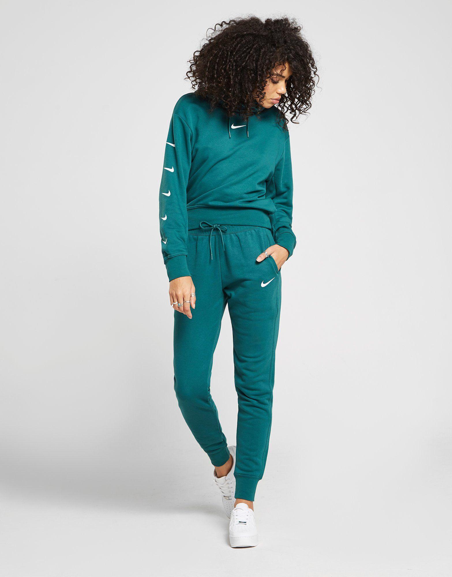 Nike Swoosh Track Pants Dames