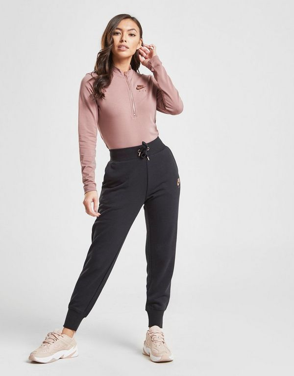 Nike Air Long Sleeve 1 2 Zip Bodysuit  4dd3206cf