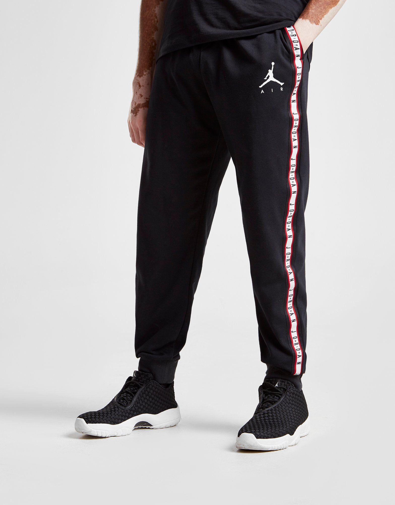 Jordan Pantalon de survêtement Fleece Tape Homme