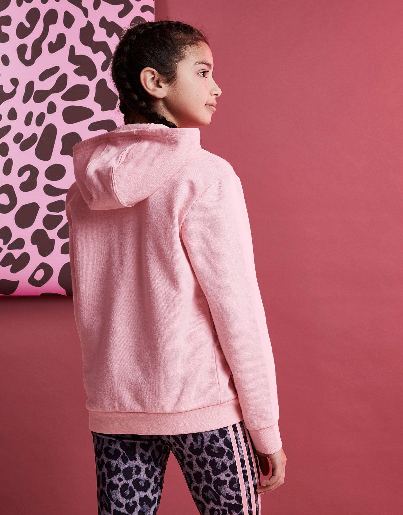 adidas Originals Sweat à capuche Girls' Trefoil Junior