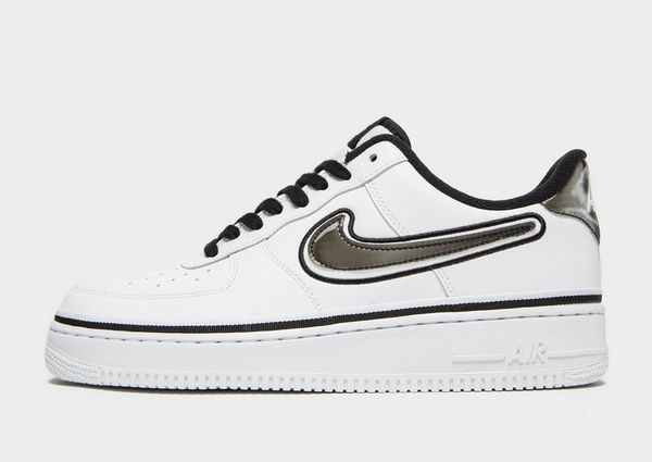 nike air force 1 low white heren