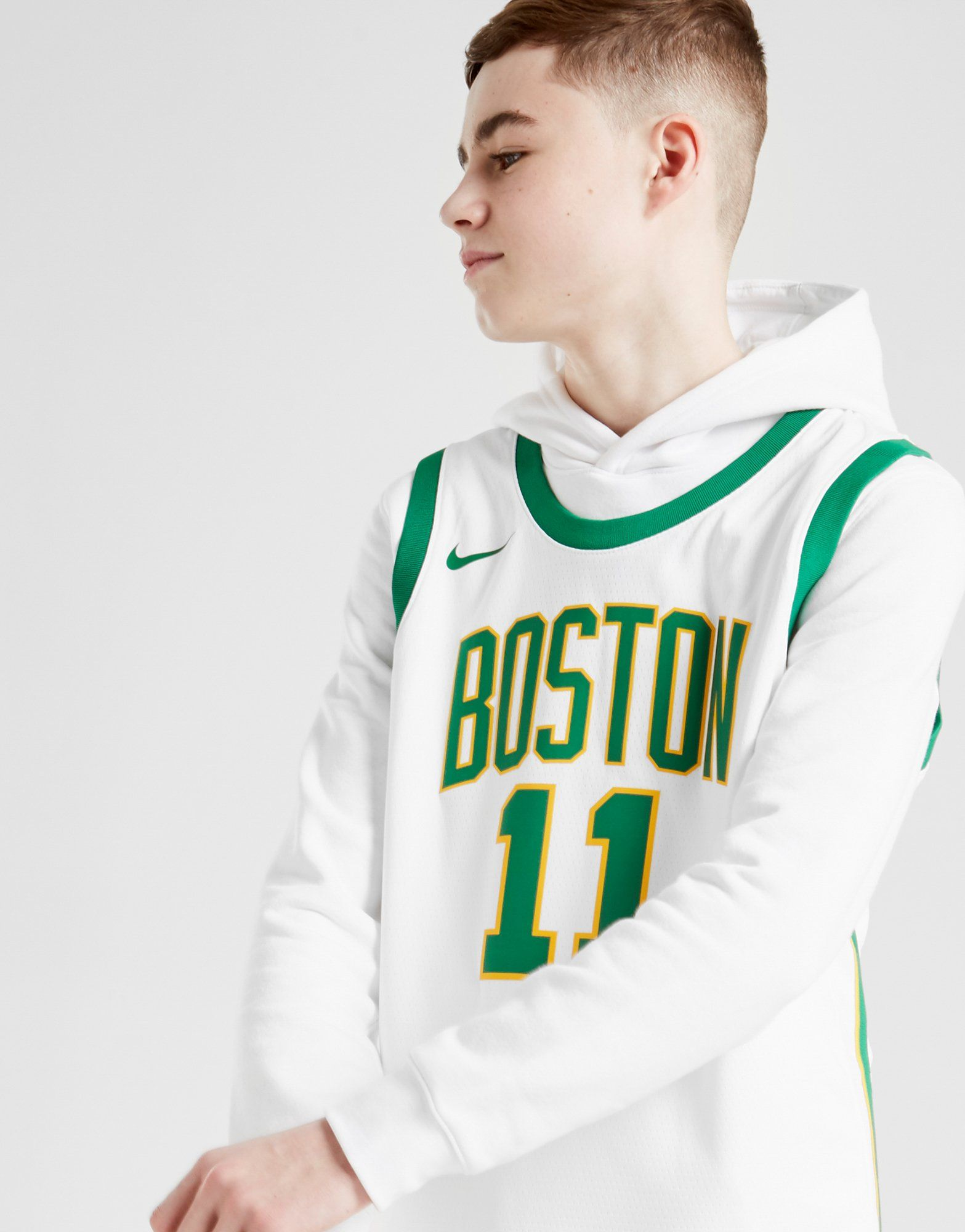 Nike NBA Boston Celtics LaVine City Jersey Junior