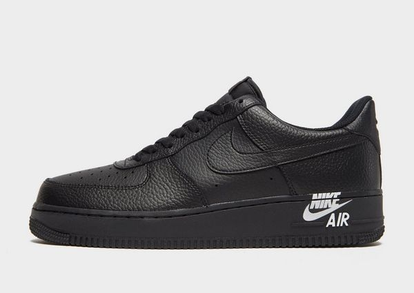 new style 68a44 e9baf Nike Air Force 1 Logo Herre