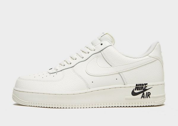 new style 47bd6 1ab7a Nike Air Force 1 Logo Herre