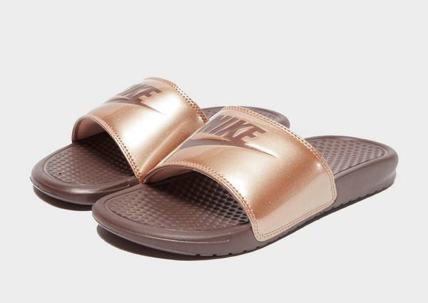 dd7a9c55aa0 Nike Benassi Just Do It Slides Women s