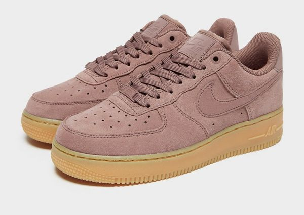 Nike Air Force 1 Suede Women's