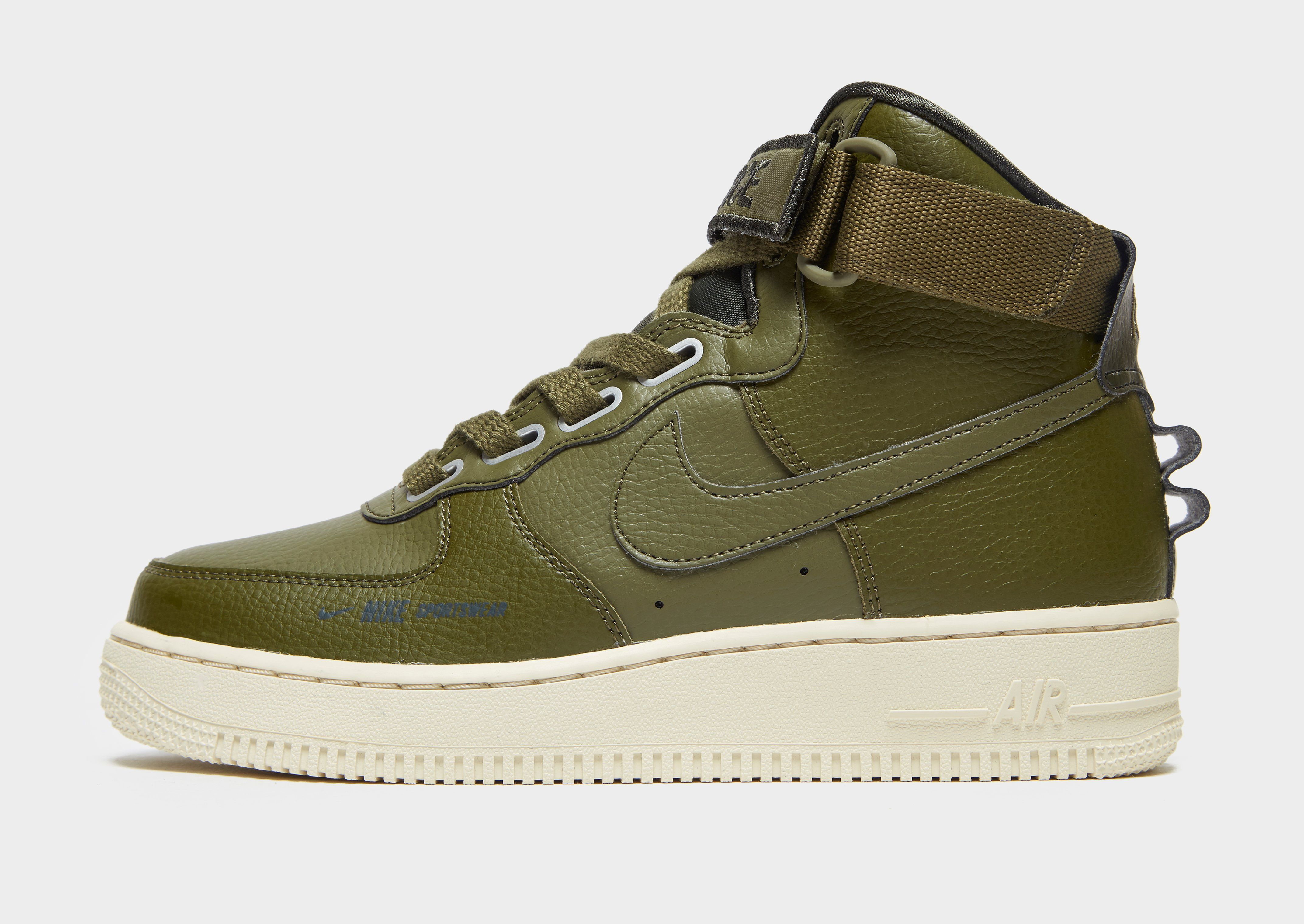 half off 0273a 9966b Nike Air Force 1 High Utility para mujer   JD Sports