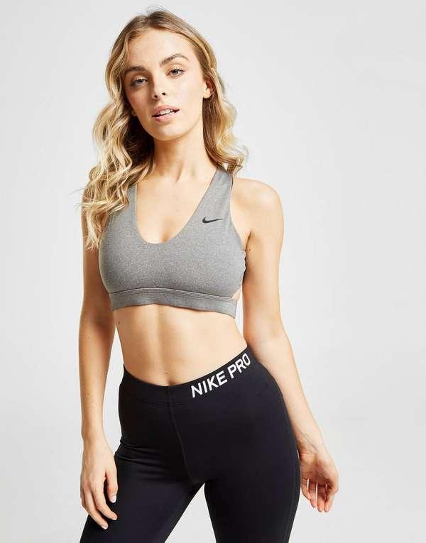0eb523cd82 Nike Training Indy Logo Sports Bra