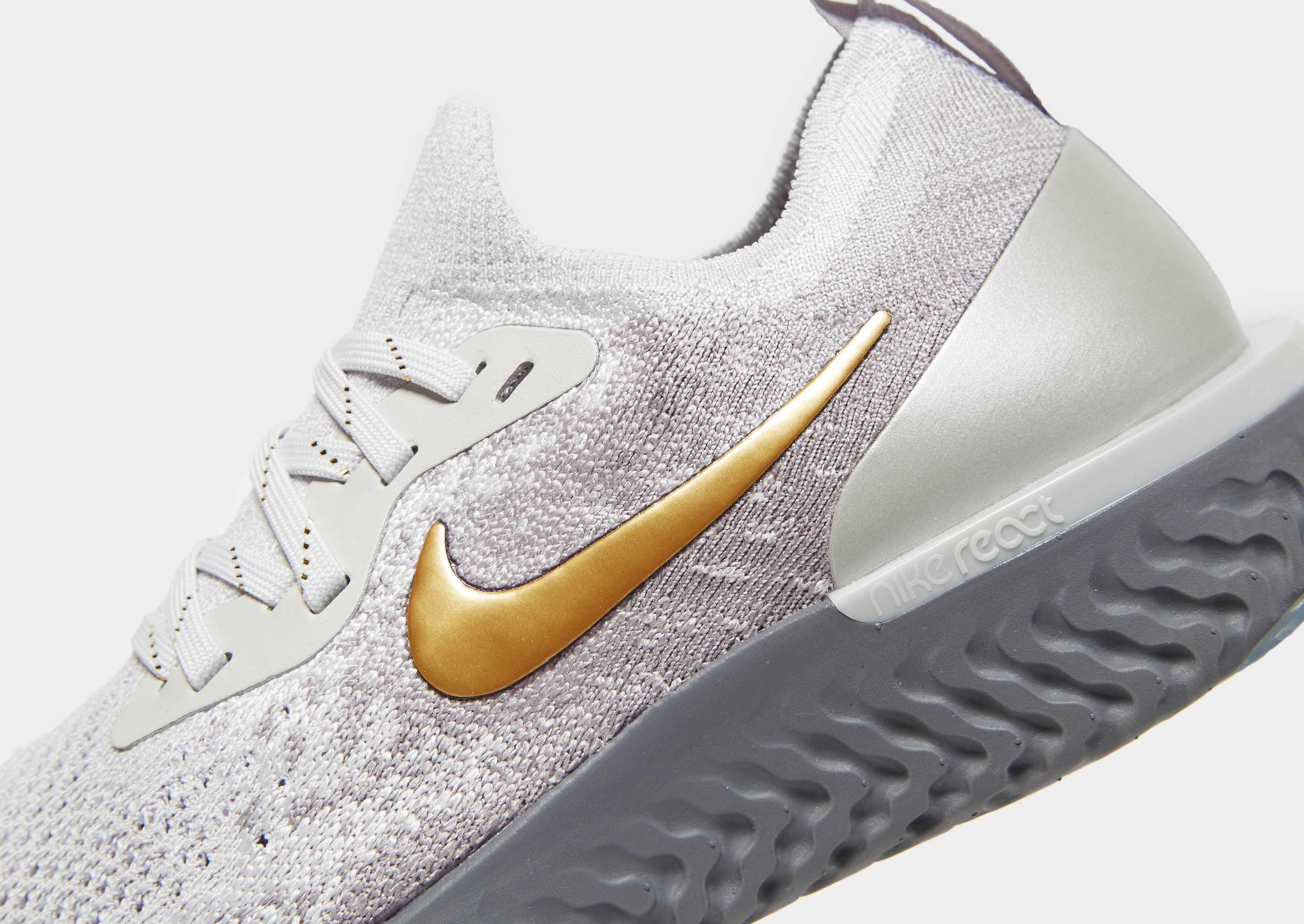 Nike Epic React Flyknit para mujer
