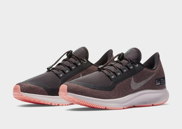 NIKE Nike Air Zoom Pegasus 35 Shield Water-Repellent Women s Running Shoe e3f546e7e
