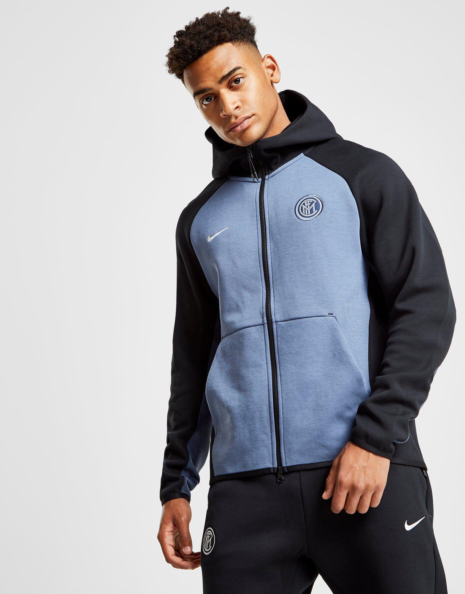 Nike Inter Milan FC Tech Hoodie
