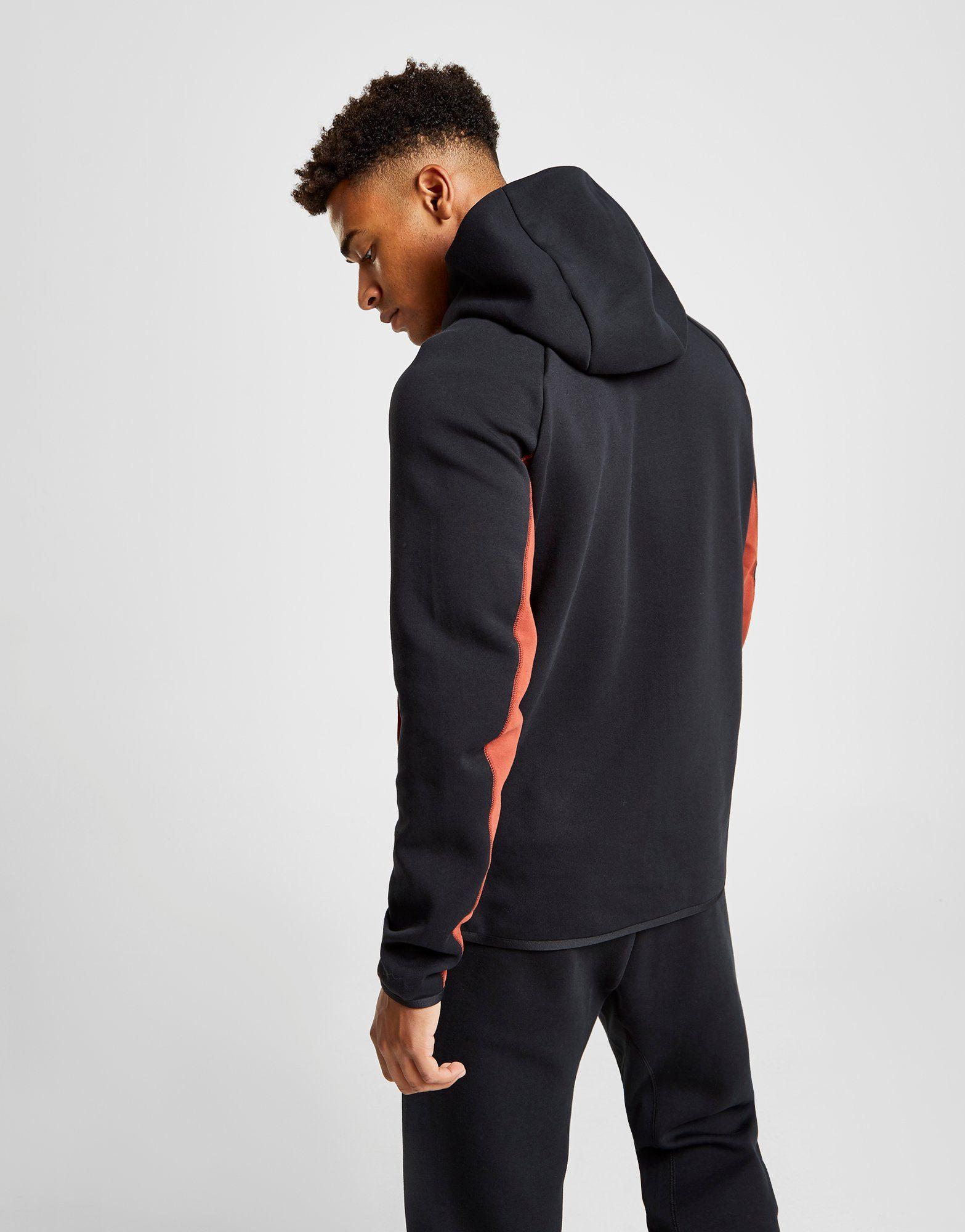 Nike AS Roma Tech Hoodie