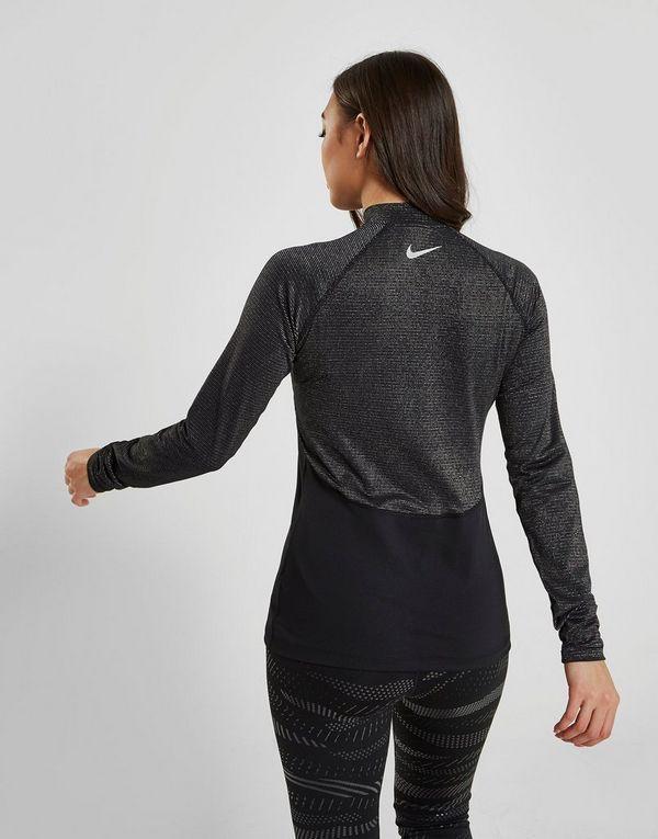 4b7cafb1a6 Nike T-shirt d'entraînement Manches Longues à Col haut Femme | JD Sports