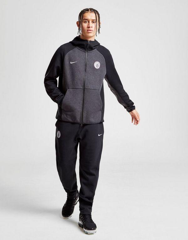 cbc8d08d1f6 Nike Manchester City FC Tech Track Pants | JD Sports