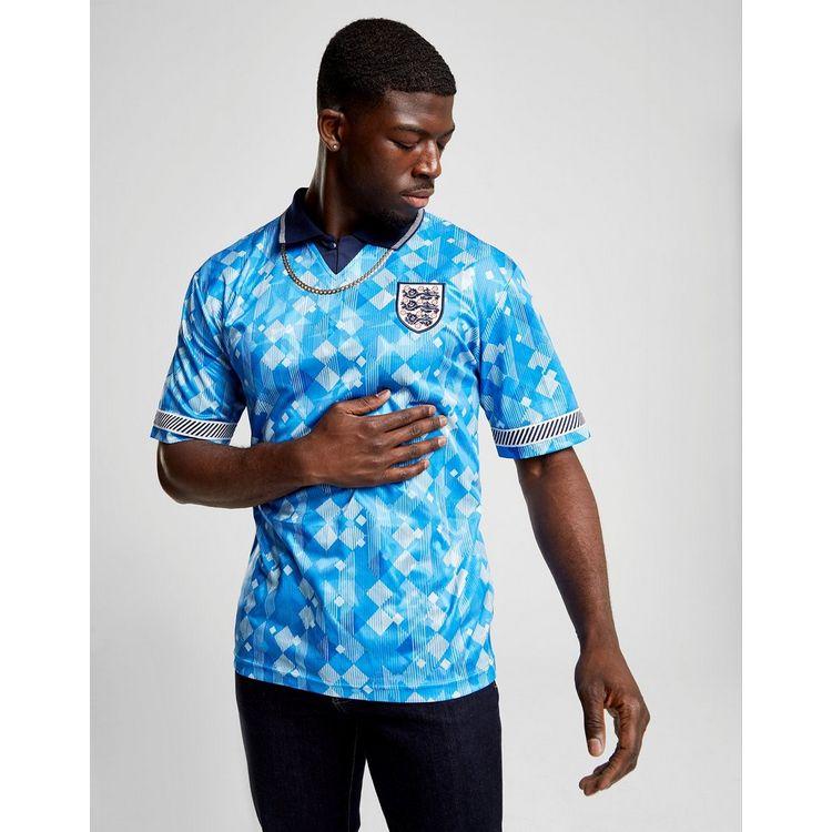 Score Draw England '90 Training World Cup Shirt Heren