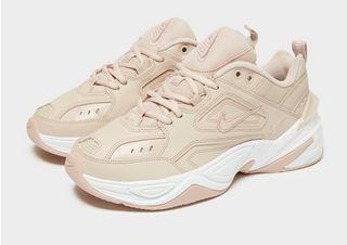 Nieuwe collectie Nike M2K Tekno Leer Beige Dames Nike
