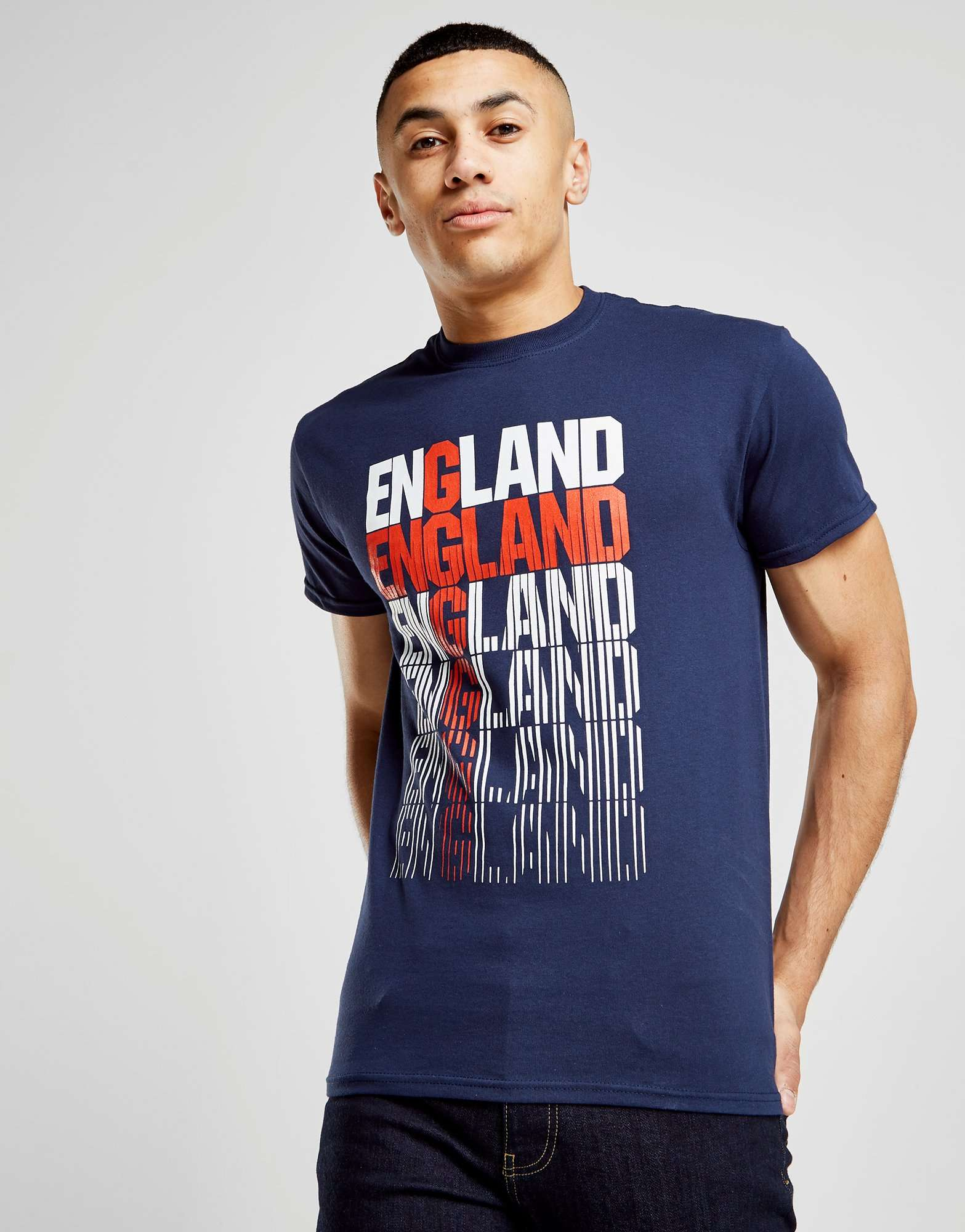 Source Lab England Flag T-Shirt