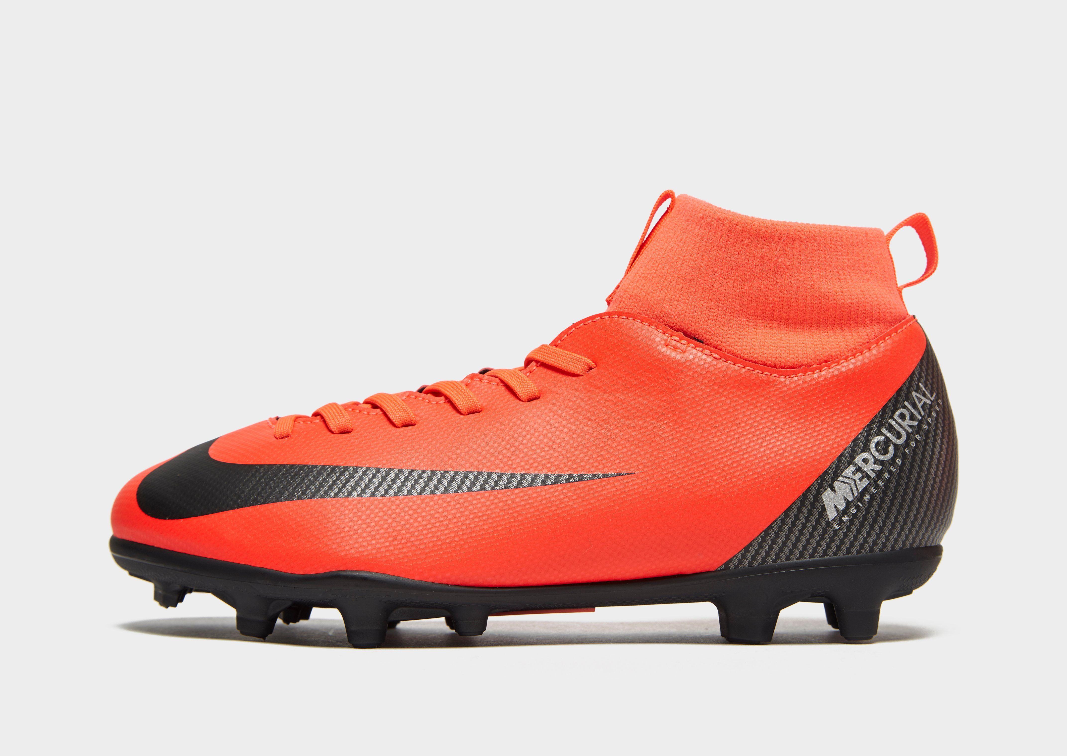 d7ee70cd4a28 Nike CR7 Chapter 7 Mercurial Club MG Junior