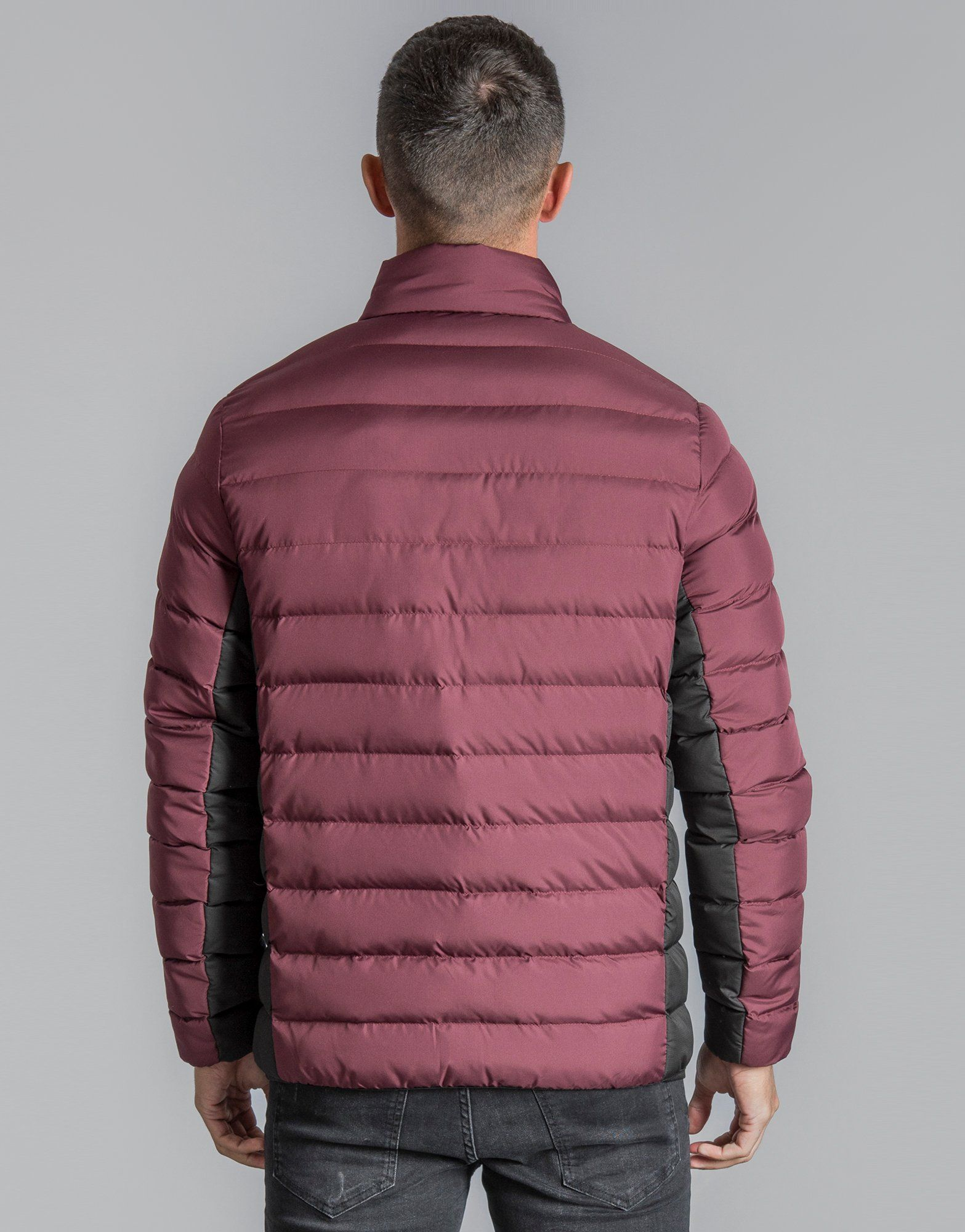 Gym King Funnel Bubble Jacket