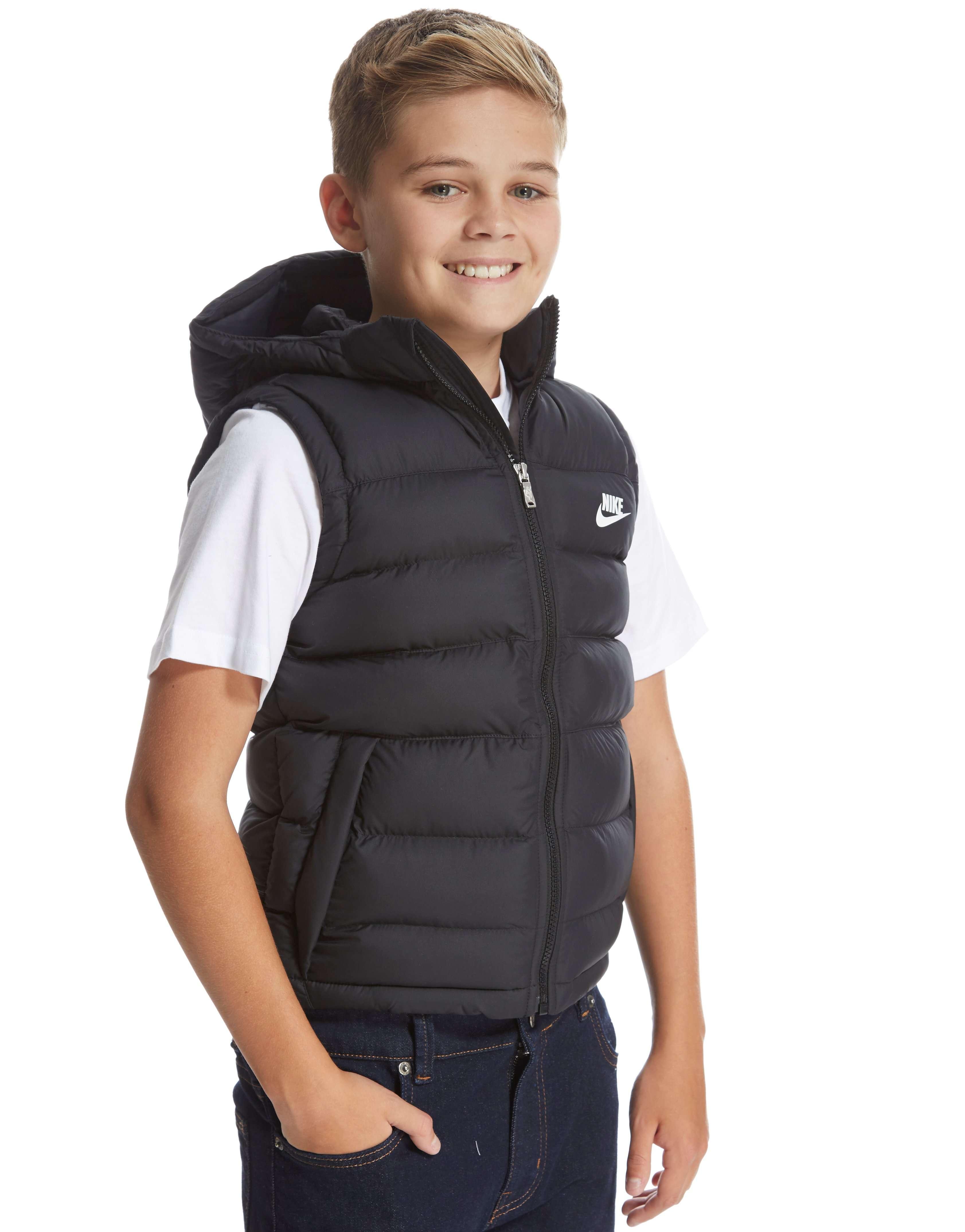 Nike Hooded Gilet Junior