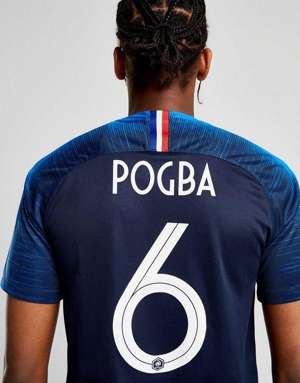 Nike France 2018 Pogba  6 Home Shirt  528750337