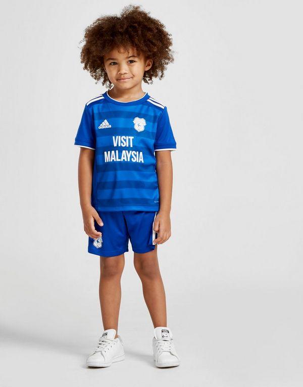 Adidas Cardiff City Fc 2018 19 Home Kit Children Jd Sports Ireland