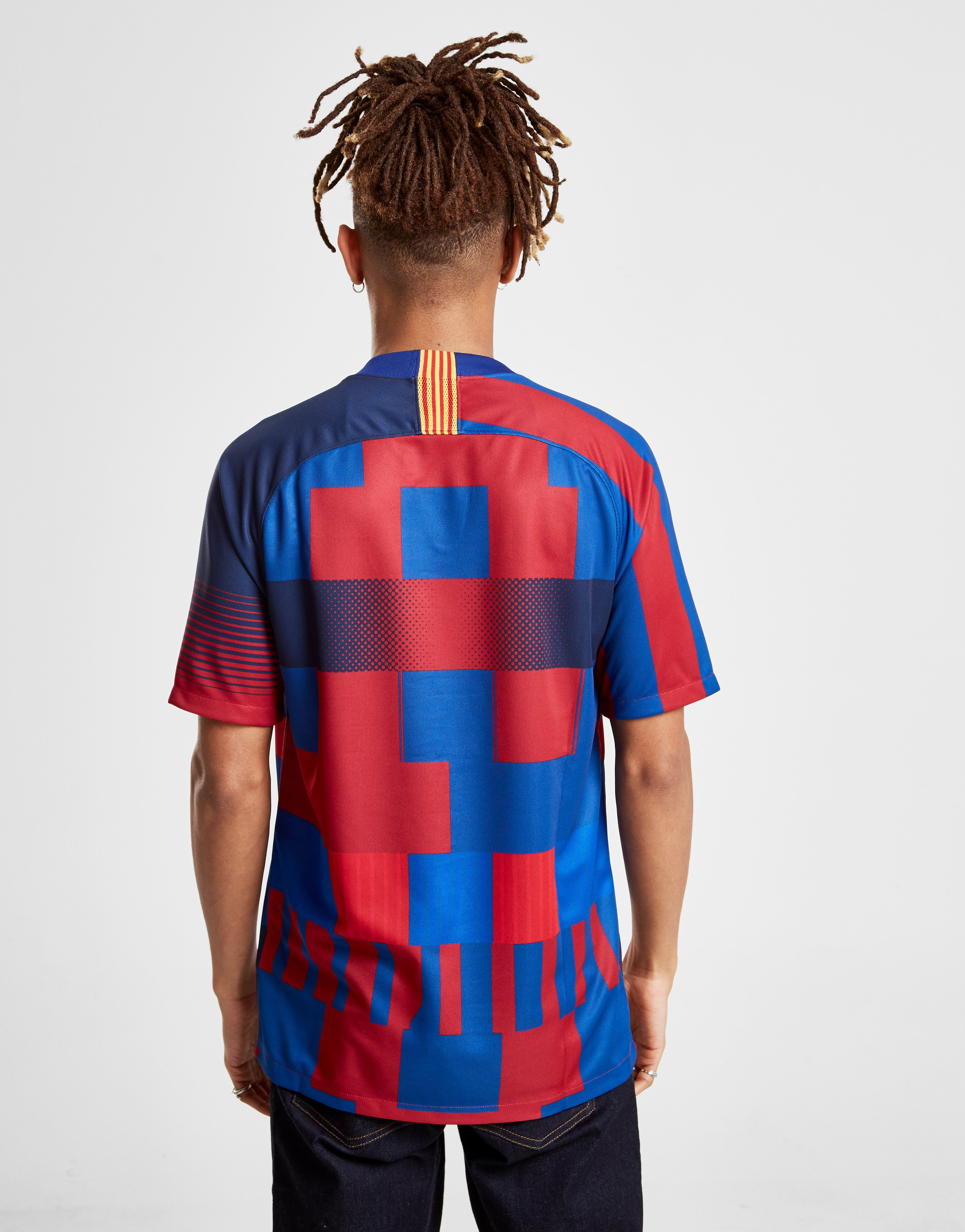 Nike FC Barcelona 20th Anniversary Shirt