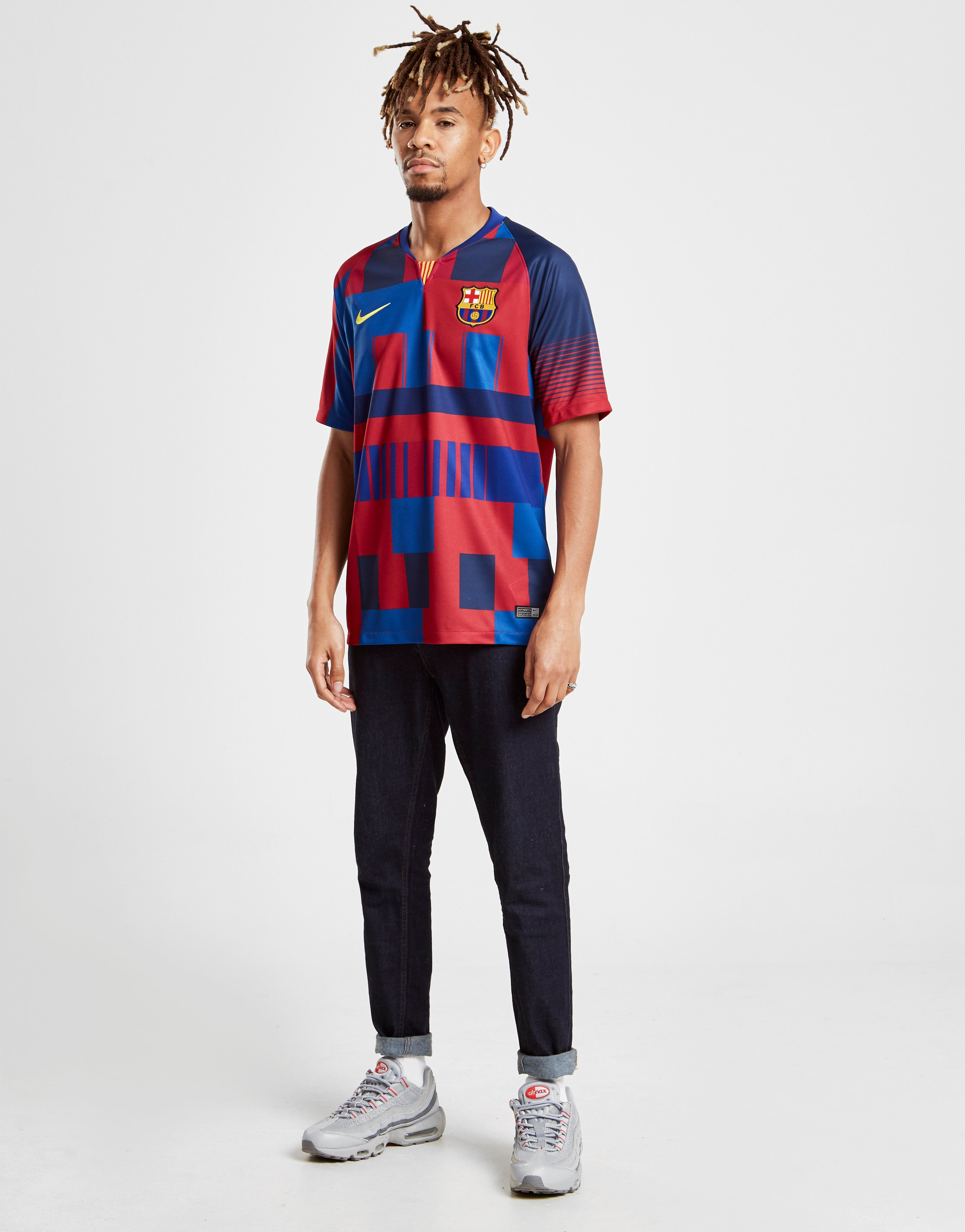 Nike FC Barcelona 20th Anniversary Shirt