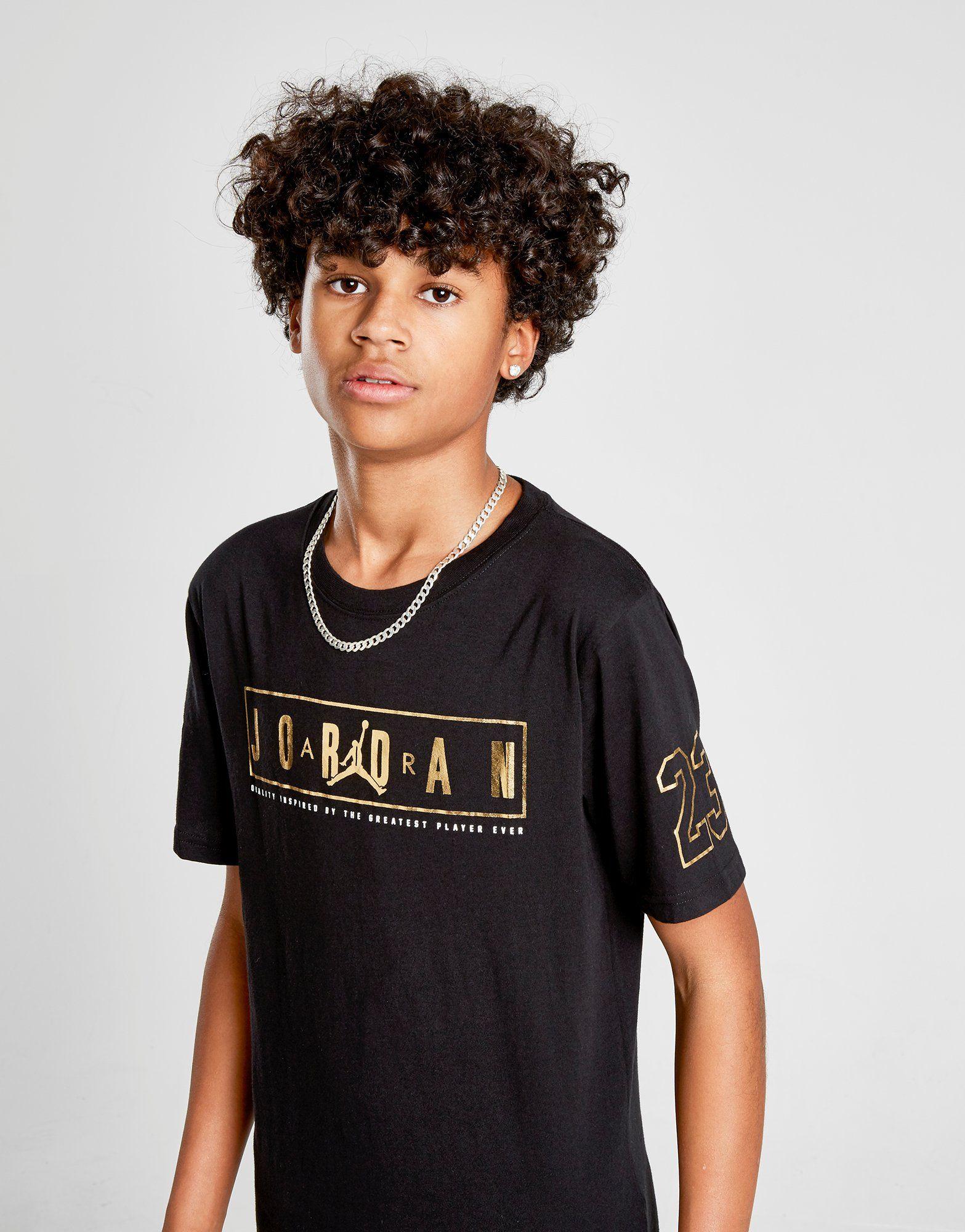 Jordan Jumpman Bling 23 T-Shirt Junior