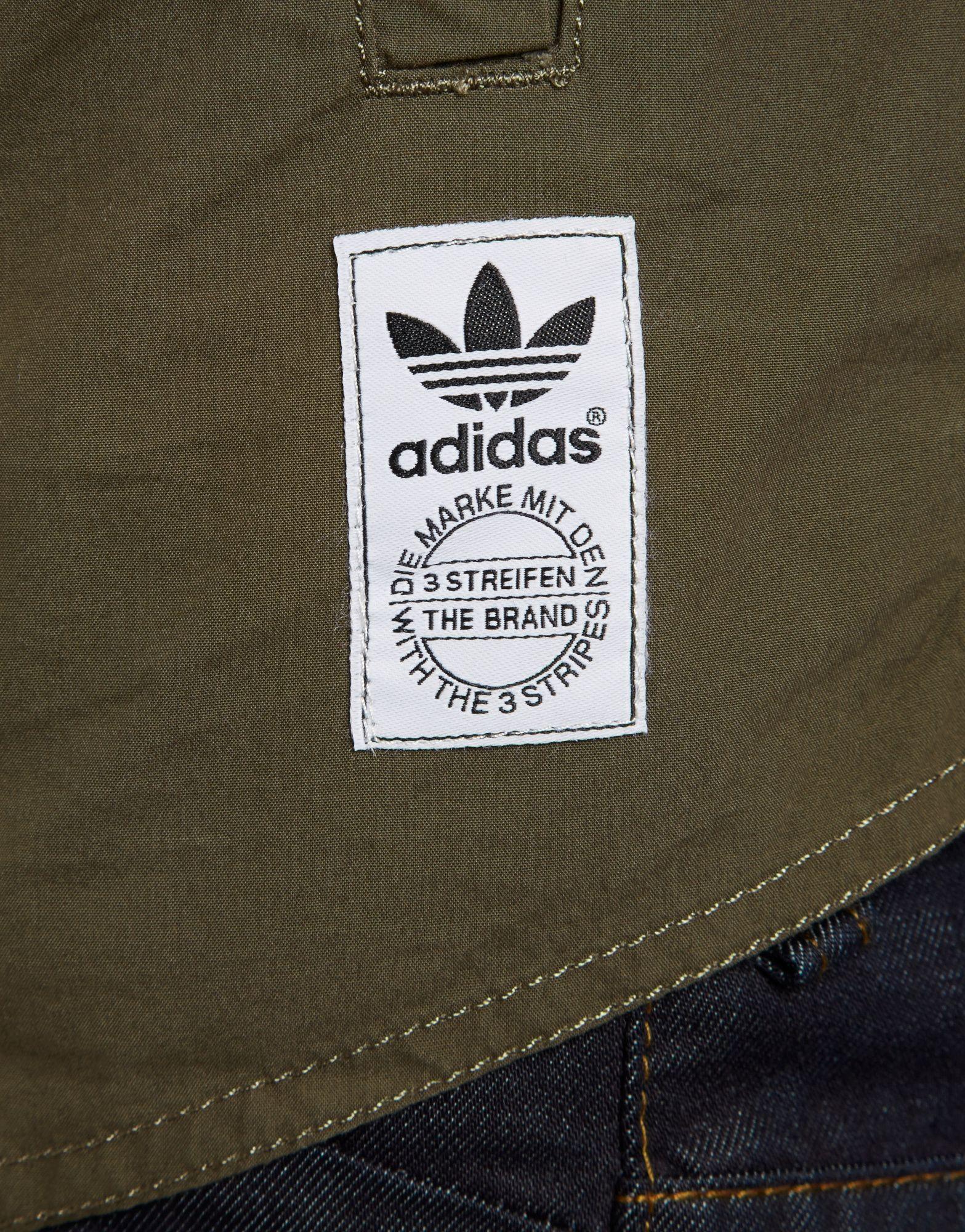 adidas Originals Cuff Band Long Sleeve Shirt