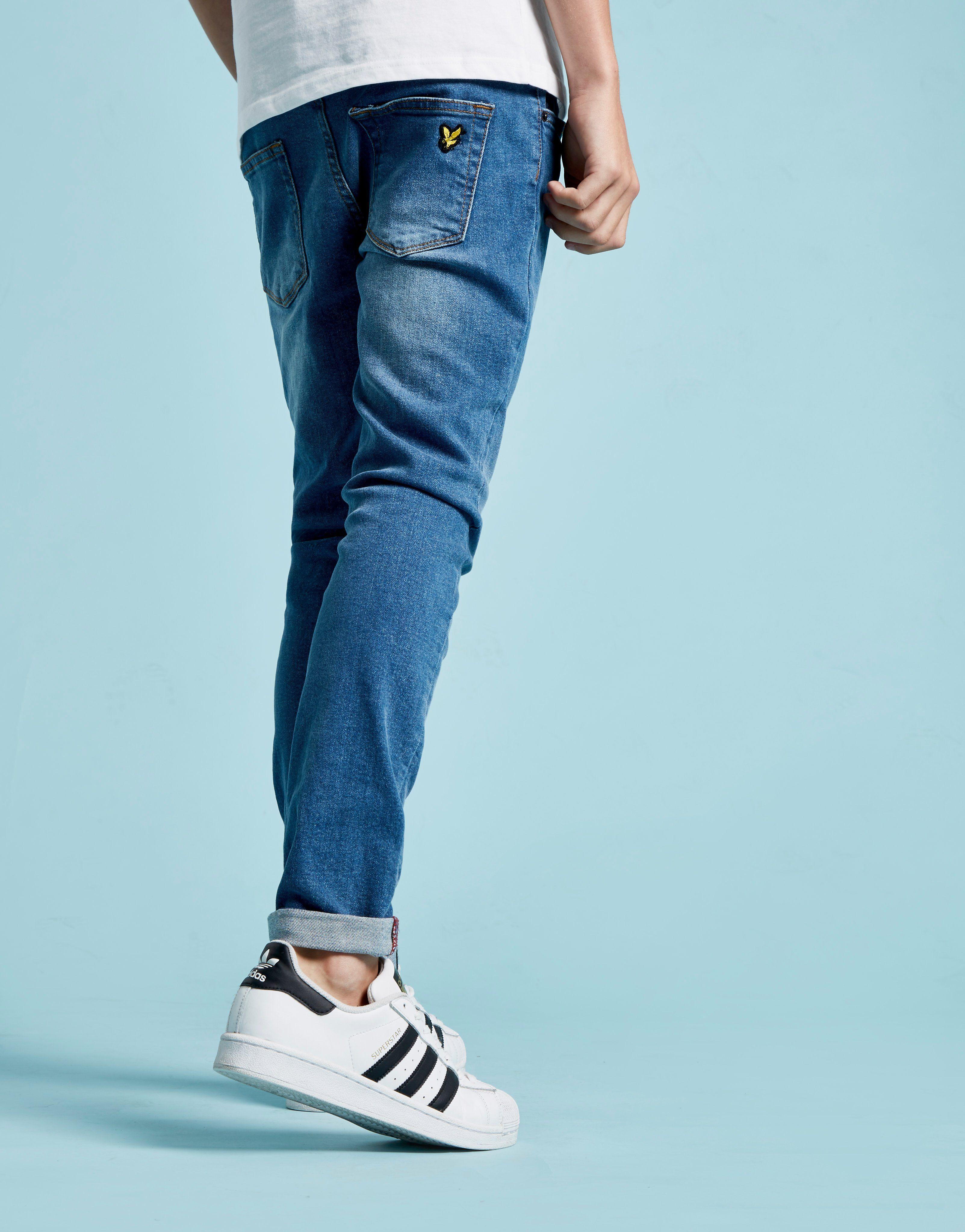 adidas Originals Trefoil Skinny Jeans