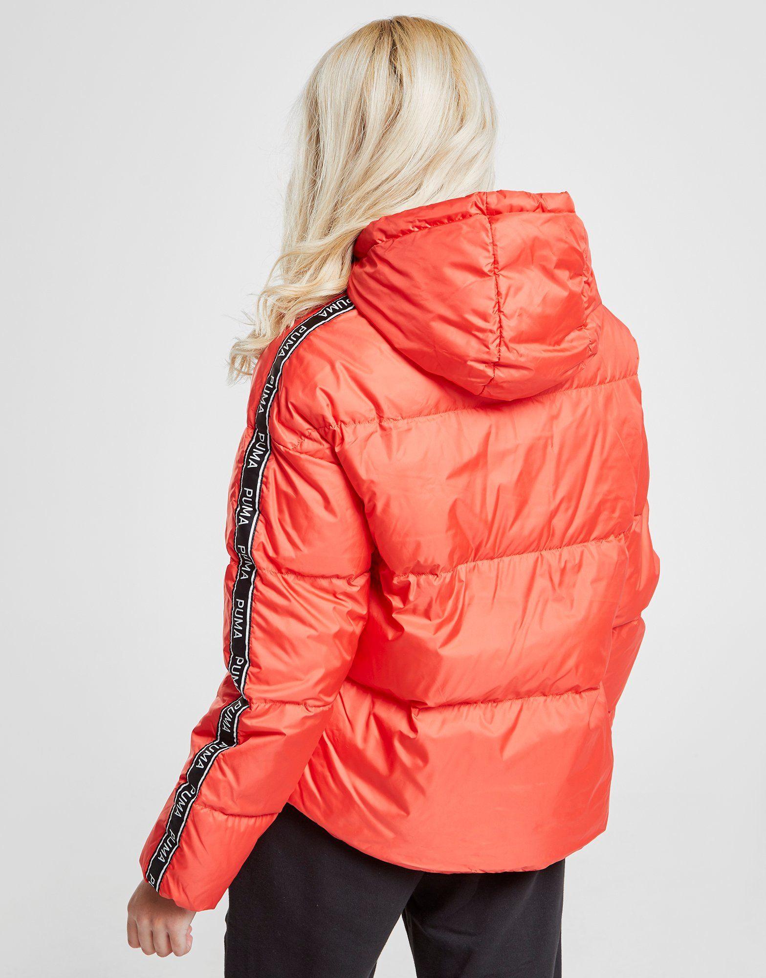 PUMA Tape Hooded Jacket