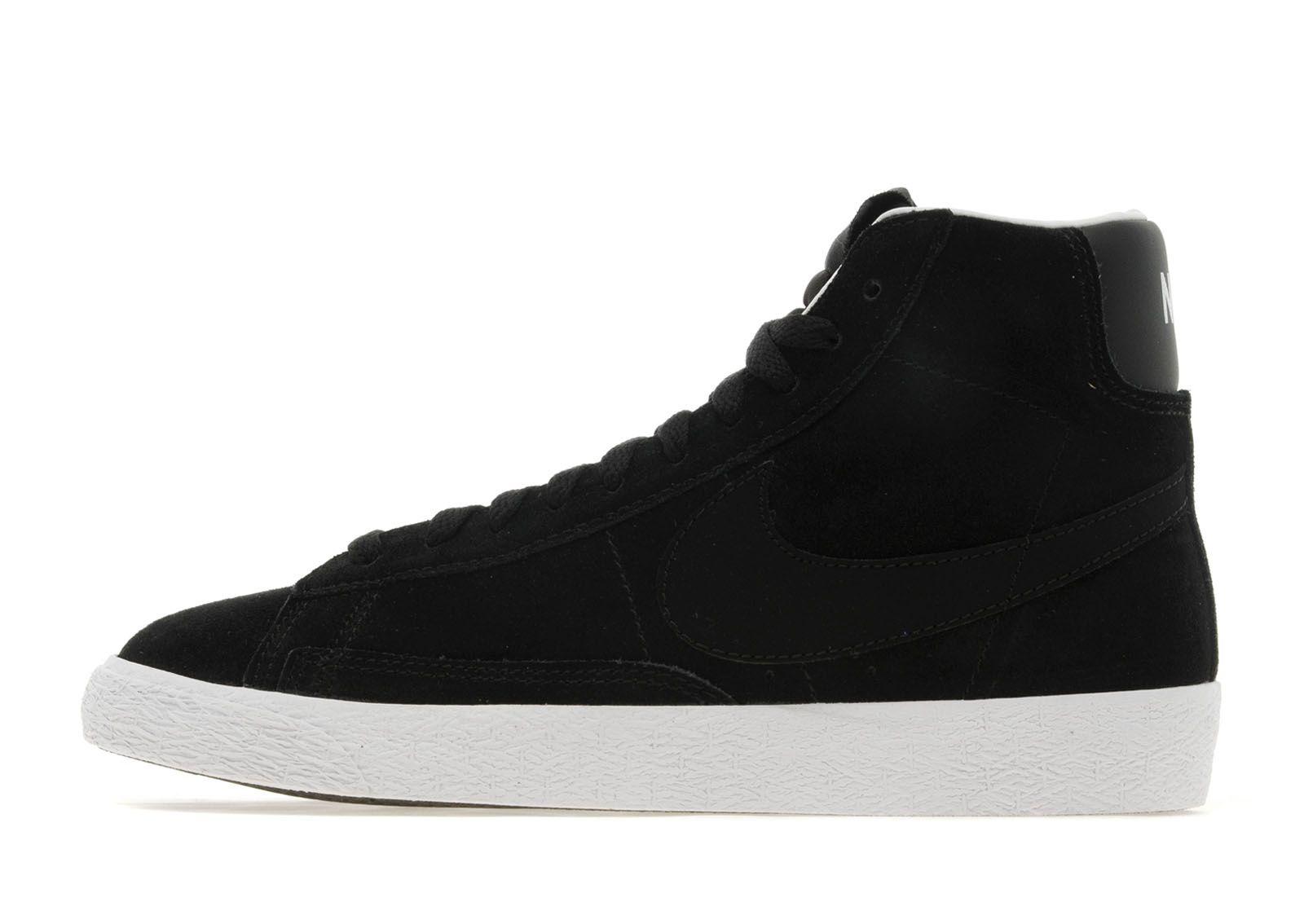 Nike Blazer Mid Suede Junior