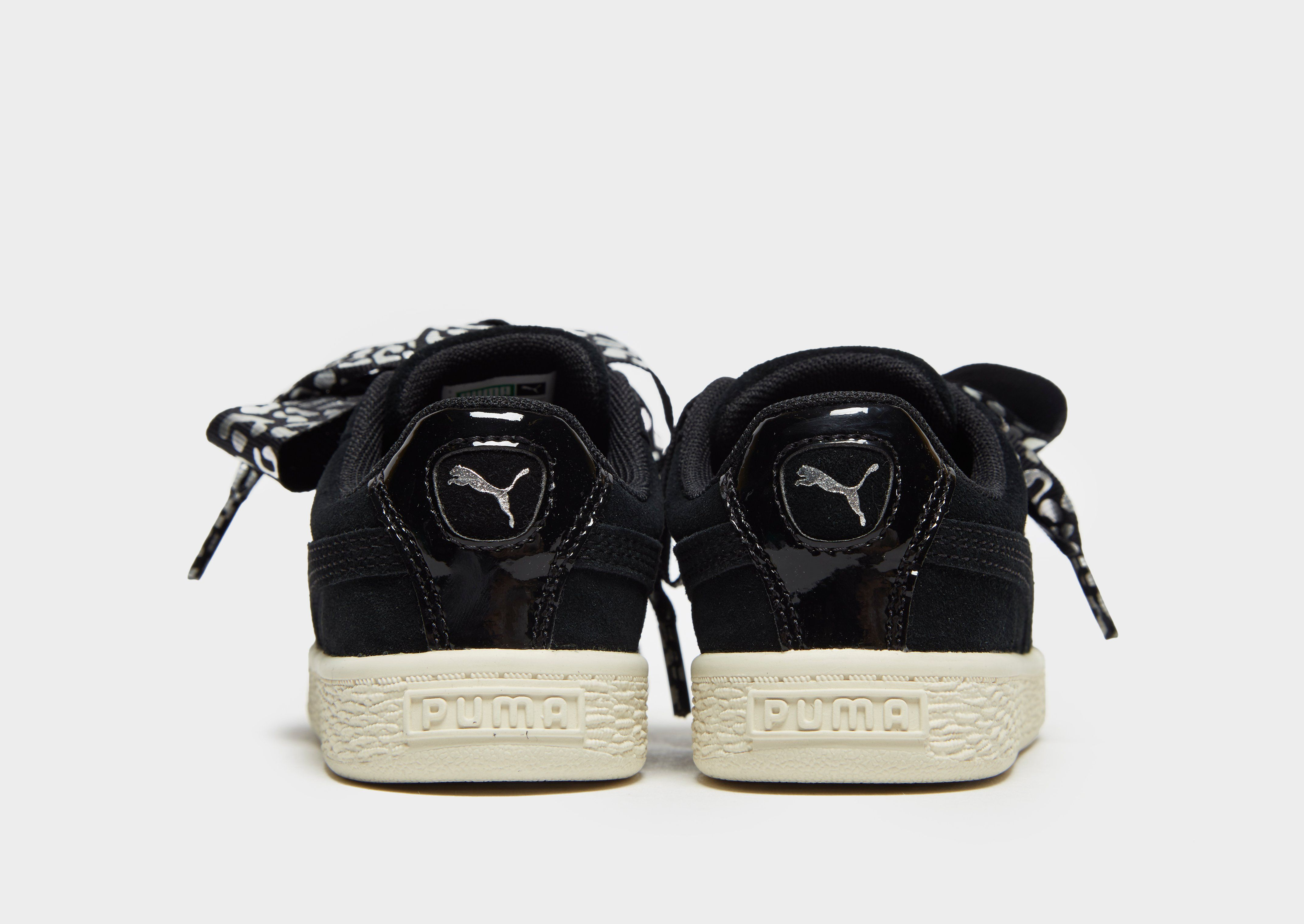 PUMA Suede Heart Lux Infant